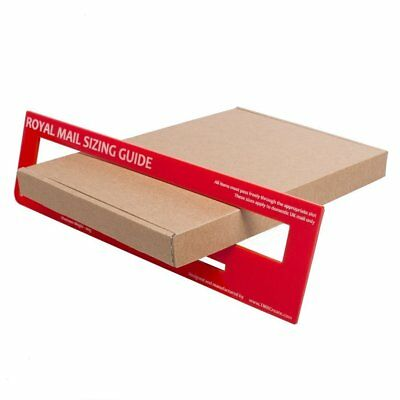 Quality Royal Mail Large Letter - Cardboard Postal Mailing PiP - C4 C5 C6 Boxes