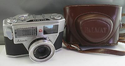 Palmat Automatic 35mm Film Camera - with Luminor F=40mm Lens