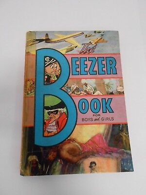 The Beezer Book for Boys & Girls 1963