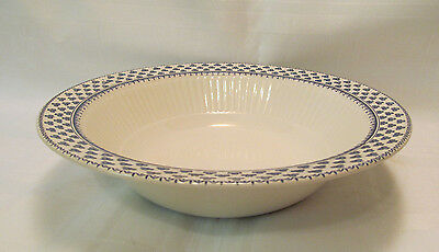 """Adams Real English Ironstone BRENTWOOD 9"""" Round Serving Bowl REDUCED!"""
