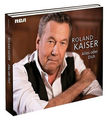 "Roland Kaiser ""alles oder dich"" limited Deluxe Edition CD NEU Album 2019"