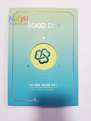 """Good Day """"All Day God Day"""" 1st Mini  - Autographed(Signed) Promo Album"""