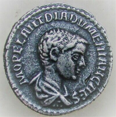 Unresearched Roman Silver Coin