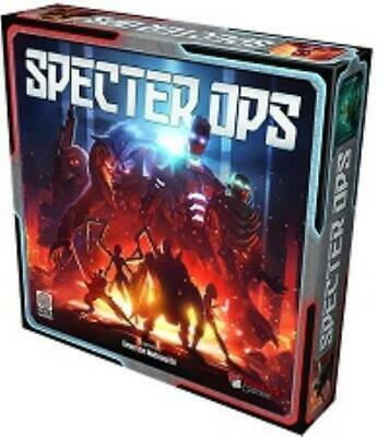 Plaid Hat Boardgame Specter Ops Box SW