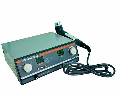 New Ultrasonic Therapy Machine 1 Mhz suitable underwater, CE Approved Unit  JS4J