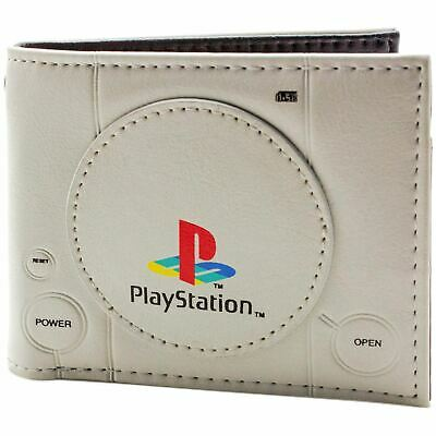 Official Sony Playstation Ps1 Console Play Grey Id & Card Wallet *SECOND*