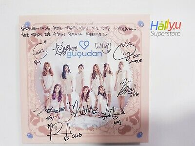 "Gugudan Act.01 ""The Little Mermaid"" - Autographed(Signed) Promo Album"