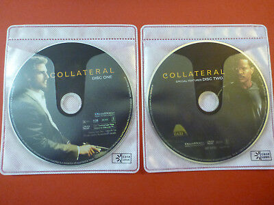 Collateral DVD Discs ONLY Bilingual