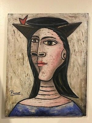 Wonderfull oil painting on canvas Picasso painter spanish master