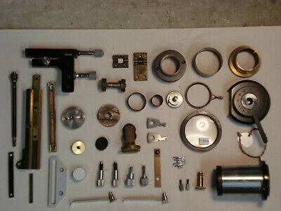 Microscope misc. spare  parts