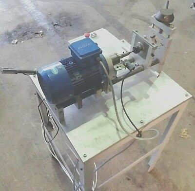 Quality, Power Tube-Swaging Machine/BAE Systems Pipe-Swager w/ some Great Spares