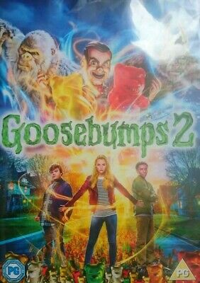Goosebumps 2 DVD (new & sealed)