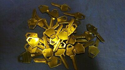 29 – Taylor XL7 – BR Key Blanks, Brass.  NEW (No Box)