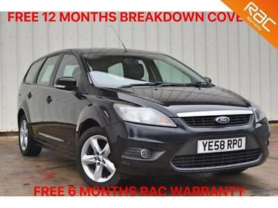 Ford Focus 1.6 ZETEC TDCI ESTATE