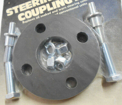 Problem Solver Replacement 3-3/16'' Steering Coupling Disc Kit - GM & Chrysler