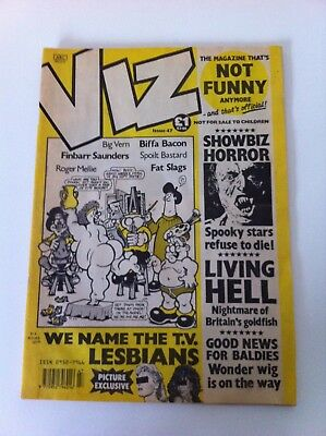 VIZ Comic No. 47 (Adult Comic) - VGC