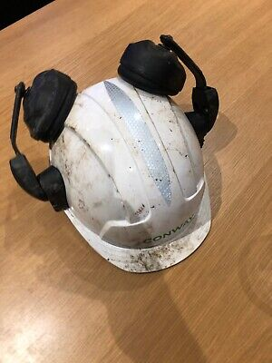 hard hat With Ear Defenders