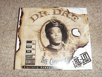 Dr. Dre - The Chronic Re-Lit & From The Vault CD+DVD (Rare/Limited) 829982101280