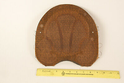 Antique Vintage 1931 Philco 70 Baby Grand Cathedral Radio  GRILL CLOTH PANEL