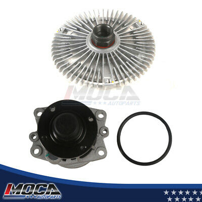 BMW Water Pump Fan Clutch  Thermostat Assembly Premium 799//302//227