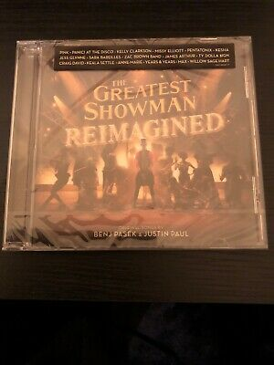 The Greatest Showman Reimagined Cd