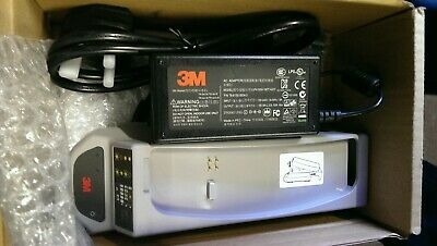 3M Versaflo Single Station Battery Charger Kit Tr-314Uk  Tr-314