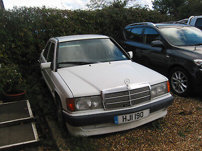 1991 Mercedes 190E Zender Body Parts 1.8 Auto For Restoration [Reg Not Included]