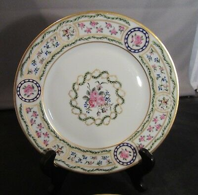 Haviland Louveciennes China Limoges Bread Dessert Plate 6 3/8 Inches