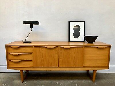 Vintage 60s Stonehill Teak Sideboard. Danish Retro . G Plan DELIVERY AVAILABLE