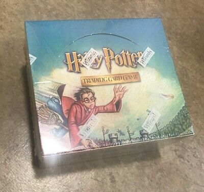 Harry Potter TCG Trading Card Game QUIDDITCH CUP BOOSTER BOX 36ct SEALED!!