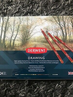 Derwent Drawing