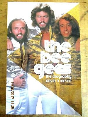 ~The Bee Gees: the Biography by David Meyer (Paperback, 2013) - VGC~