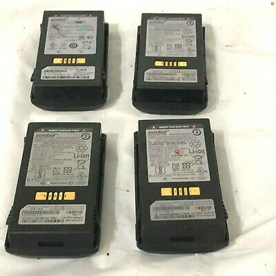 Symbol 82-000012-02 Barcode Scanner BTRY-MC32-52MA-01 Battery For MC32 Series