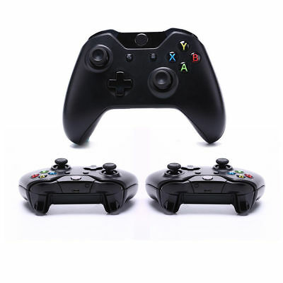 Bluetooth Wireless Game Controller Gamepad Joystick Microsoft Xbox One Black HF