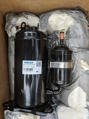 Highly compressor whp01620bsq  no reserve