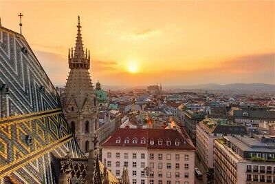 Easyjet tickets from Manchester to Vienna return, 6 Seats Available