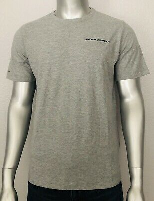 4d73506d New Under Armour Men's Heat Gear Charged Active Loose Fit Tee T-Shirt Large  L