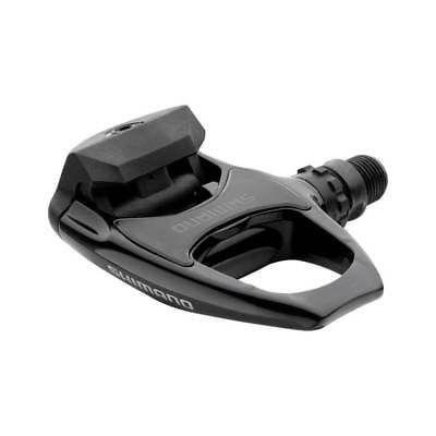 Genuine Shimano R540 SPD SL Road Cycling Pedals Black Pair BRAND NEW