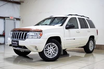2004 Jeep Grand Cherokee Limited 2004 JEEP GRAND CHEROKEE LIMITED 4X4 4.7L 84K MILES NAV HEATED SEATS ONE OWNER