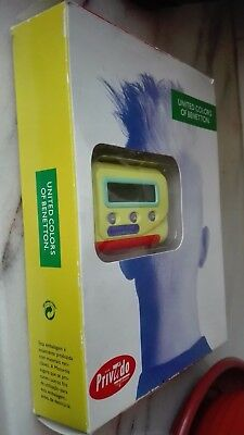 Motorola United Colours of Benetton Pager /Beeper BRAND NEW in original box rare