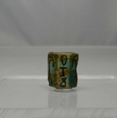 Ancient Egyptian new Kingdom Stone Seal 1400 BC with COA