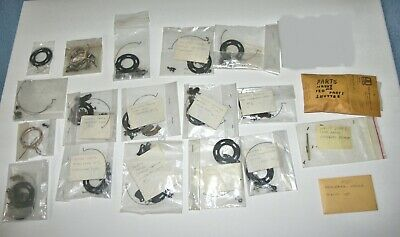 Large Lot of Hasselblad Parts~Shutter for 40mm & 120mm Lenses & Miscellaneous