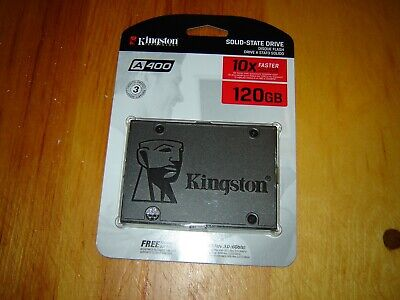 Kingston 120GB A400 Solid State Drive