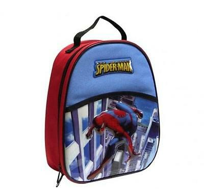 Sac A Dos Isotherme Spiderman - Sacoche - Bag - Spider Man Ref. 981