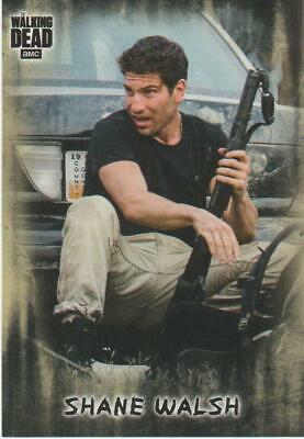 2018 Walking Dead Hunters and the Hunted Shane Walsh Photo Variation SP