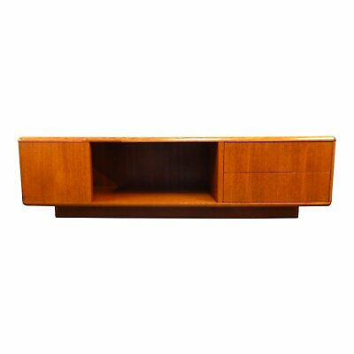 Danish Modern/Mid Century Modern Teak Coffee Table/TV Stand w/Side/End Tables