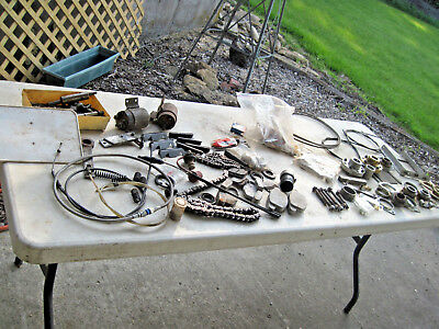 Vintage Can Am  Bombardier Or  Rotax 256 Chassis  Kart Parts #3