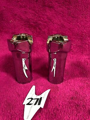 "GENUINE HARLEY SPRINGER SOFTAIL 4.25"" RISERS New Oem Handlebar NOS"