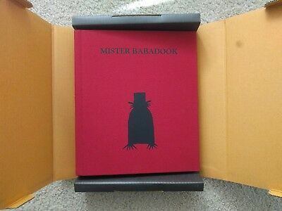 Mister Babadook Handmade Pop-Up Collectible Book, Never Opened