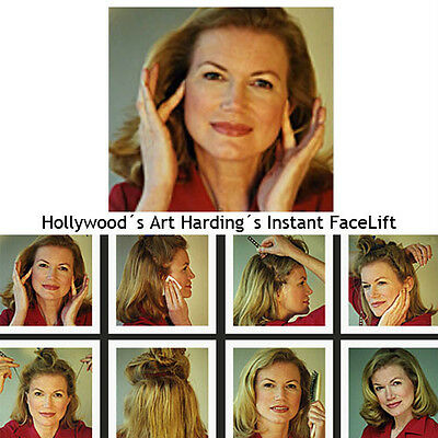 It is true Awesome Instant Face and Neck Lift Light Hair Facelift Tapes Best One